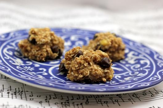 banana oatmeal cookie 5